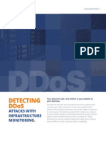 Detecting DDOS