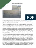 Effective Garage Doors Fix Suggestions