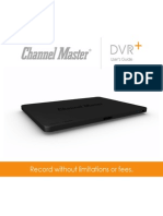 DVR Plus User Guide