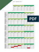 Final Year Academic Progress LogBook