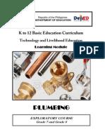 Plumbing Learning Module