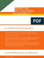 Derecho Constitucional Económico