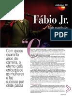 Celebridade ZZZ - Fábio Jr.