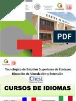 Idiomas Tec Ecatepec
