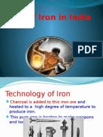 iron and man