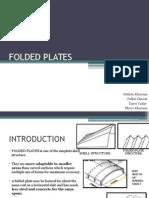 Folded Plate