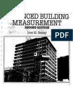 Advanced Building Measurement