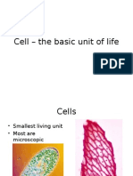 14265_Lec 3,4,5-Cell and  Cell organelles.ppt