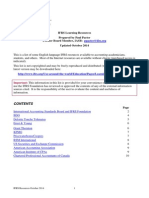 IFRS Learning Resources October 2014