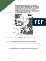 Chromoses & Genes Data Analysis
