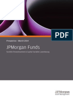 JPM Global Merger Arbitrage Fund