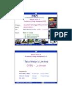 TATA Motors, Lucknow