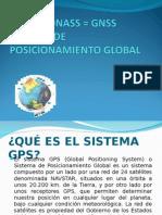 Geodesia - Gps