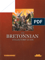 Warhammer Bretonnian Collectors Guide 2005