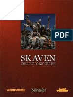 Warhammer Skaven Collectors Guide 2005