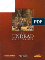 Warhammer Undead Collectors Guide 2004