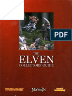 Warhammer Elven Collectors Guide 2006
