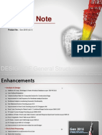 Release Note Gen 2015 (v2.1)