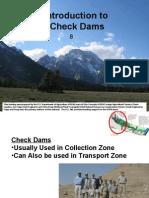 13 Check Dams 2006
