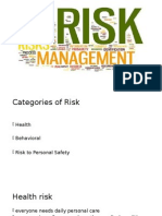 Risk Management Plan1