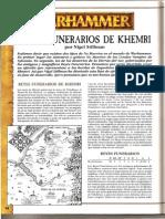 Lista Reyes Funerarios (WD51) 1999