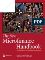 World Bank Microfinance Handbook