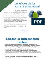 Arandanosysaludvisual Ricardo Bittelman 111111122705 Phpapp02