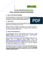 Call for Applications 2015 - CNPq-TWAS 06-07-2015