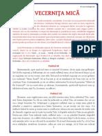PP Text Pavecernita