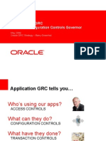 Config Grc and Ccg