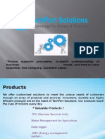 Introduction Techport Solutions