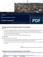 Board Evaluation Proposal