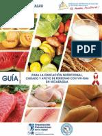 Guia -Educacion Nutricional VIH-Sida NIC