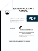 Blasting Guidance Manual - Michael F Rosenthal