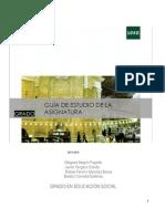 Guia de Historia de La Educación 2015-2016 uned