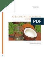 Company Profile - AG Nutriceutical