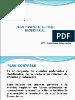 El Plan Contable en El Peru