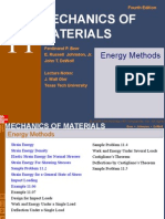 Energy Methods