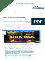 Kick-Ass - 2013 Dual Latino Ingles Full HD 1080P - Megady