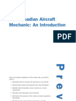 Introduction to Canadian Aviation history