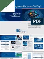 Cypress PSoC Solutions Brochure