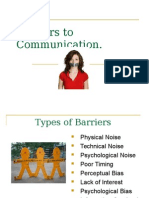 Barriers to communiction.ppt
