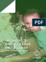 Sociedad y Desigualdad en Chiapas
