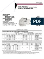 1026 Fc Fxx Duplex Power Pump