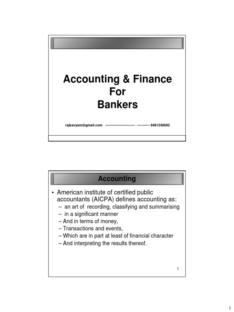 Workbooks jaiib workbook : Accounting Jaiib Mod b | Debits And Credits | Financial Accounting