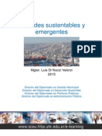 Ciudades Sustentables y Emergentes SCRIBD