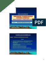 Tecnicas en Perforacion de Rocas en Mineria Superficial