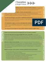 Framework for a Just Transition