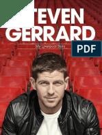 Steven Gerrard - Steven Gerrard - My Liverpool Story
