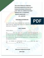 Constancias Del Preescolarw Para Imprimir 2015